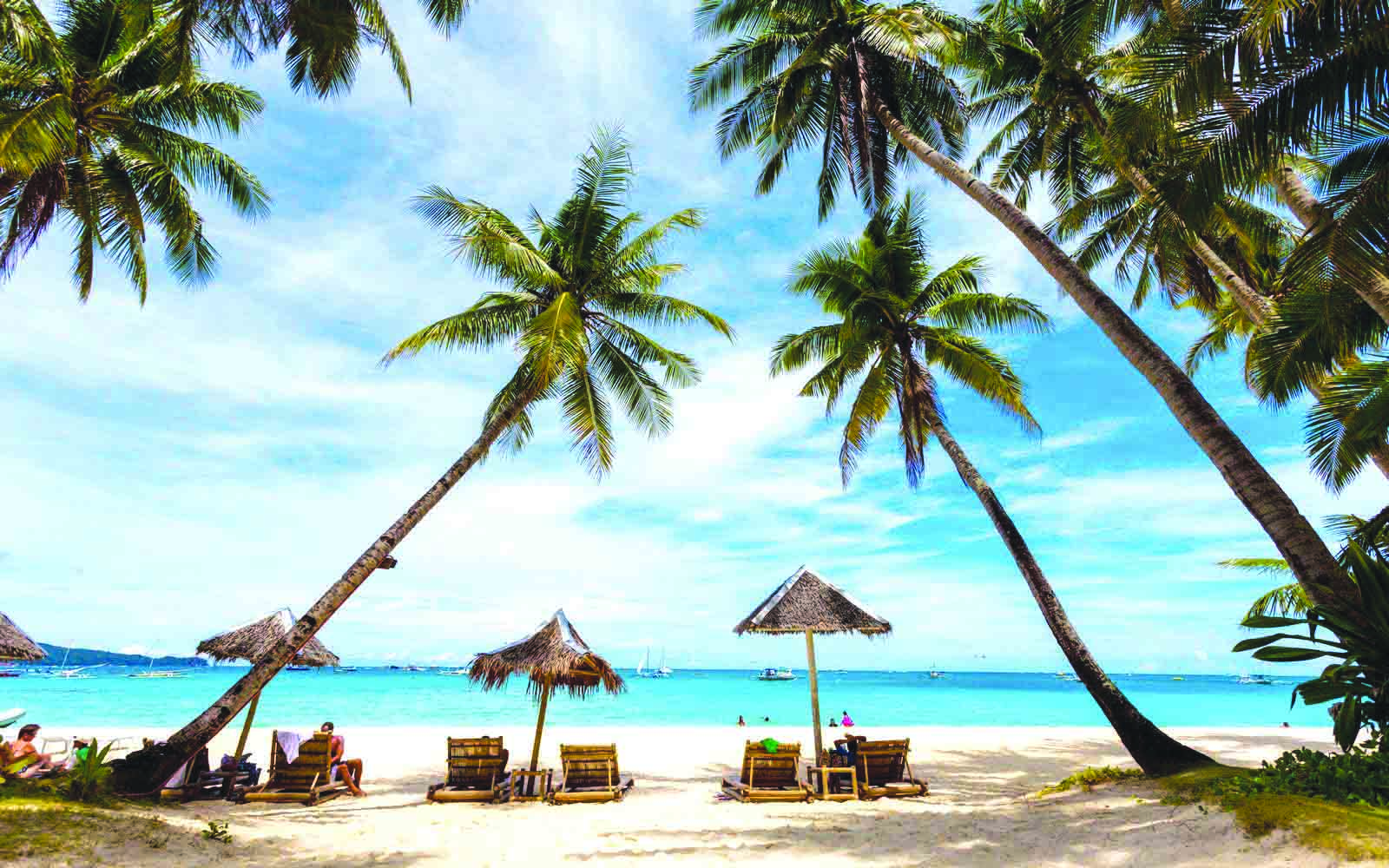 Sugar Beach travel | Philippines - Lonely Planet