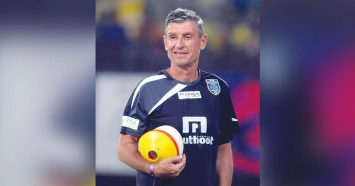 British-Australian Trevor Morgan is named as the head coach of the United City Football Club.