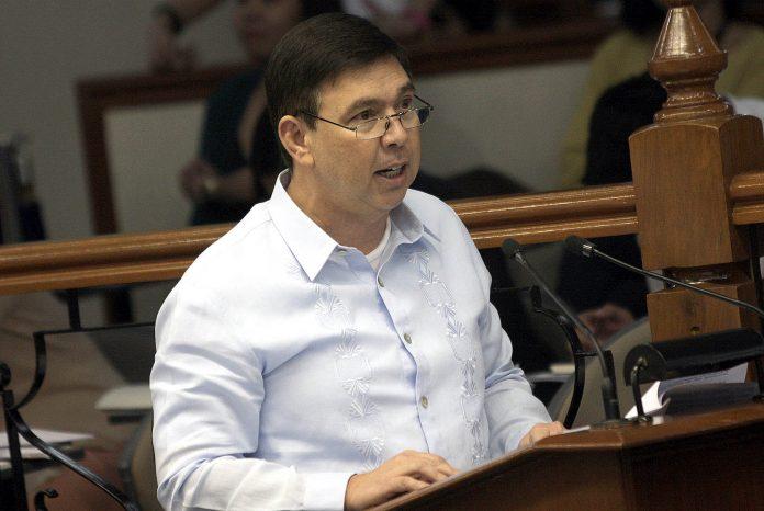Senate President Pro-Tempore Ralph Recto