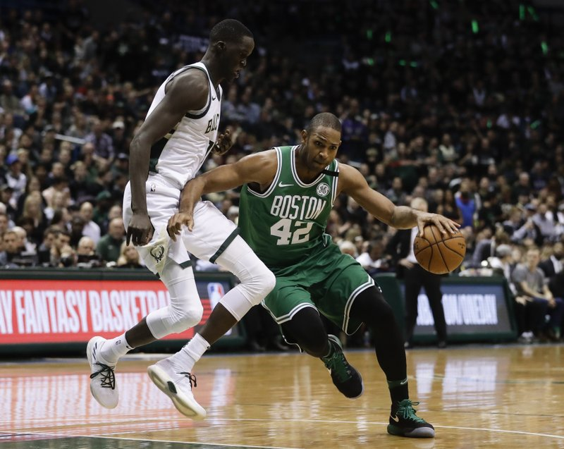 Bucks rout Celtics, 116-92