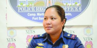 PRO-6 spokesperson Police Lieutenant Colonel Joem Malong