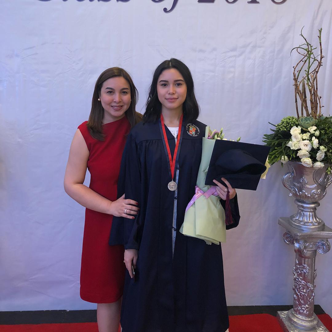 Claudia Barretto And Julia Barretto