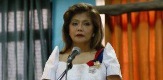 Ilocos Norte governor Imee Marcos