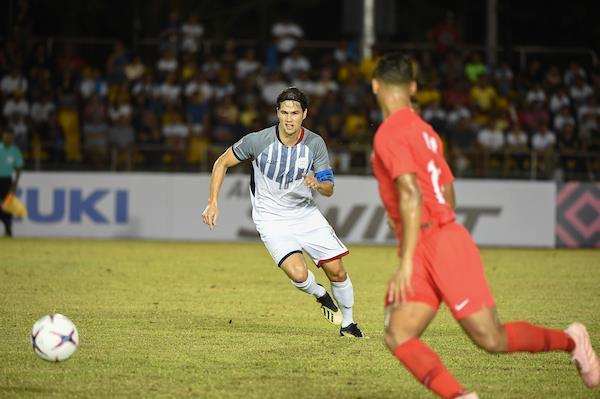 Reichelt goal lifts Azkals past Singapore in Suzuki Cup