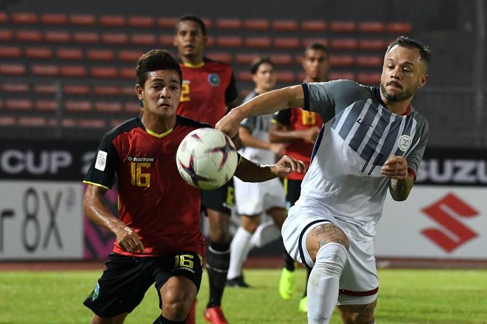 Suzuki Cup: Azkals fend off Timor Leste's late run