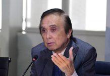 Socioeconomic Planning secretary Ernesto Pernia. ABS-CBN