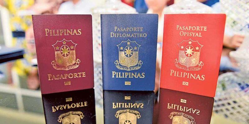 Philippine-Pports Sample Application Letter For Secretary on for graduation, summer job, for training,
