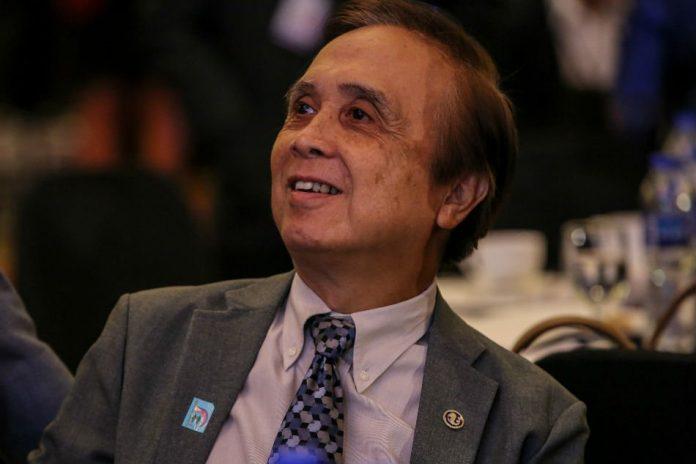 Socioeconomic Planning secretary Ernesto Pernia