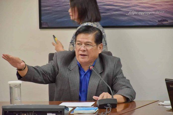 Mayor Jose Espinosa III