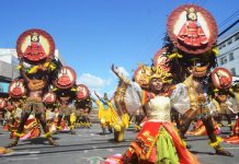 THE BEST IS YET TO COME. There is still room for improvement in the Dinagyang, one of the most colorful festivals in the country, according to the National Commission for Culture and the Arts. It can attract more tourists than it already has. How? PN PHOTO