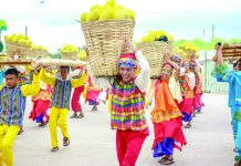 Guimaras Manggahan Festival 2019. IAN PAUL CORDERO/PN