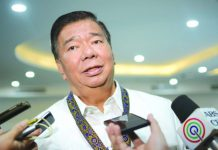"""It will not be an issue. I repeat that the matter of the committees for the minority has been satisfactorily resolved,"" says opposition Sen. Franklin Drilon. IAN PAUL CORDERO/PN"