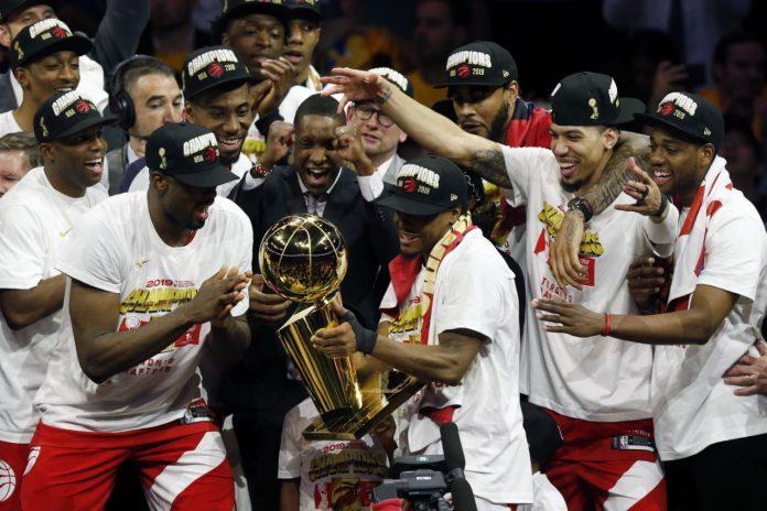 Raptors beats Warriors for 1st NBA title