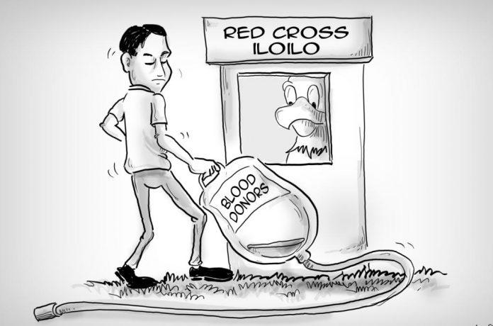 Editorial cartoon for June 26, 2019