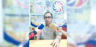 """Isa ini ka masubo nga adlaw para sa amon,"" says Alberto Roldan, consultant of the Small Town Lottery in Capiz after President Rodrigo Duterte on Friday suspended all gaming schemes under the Philippine Charity Sweepstakes Office. GLENN BEUP/PN"