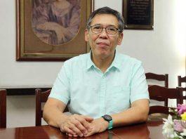 "Lawyer Jose Manuel ""Chel"" Diokno"