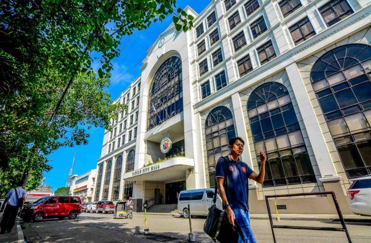 Iloilo City Hall. IAN PAUL CORDERO/PN