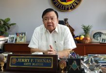 Before he repeals Executive Order 146 that imposes the curfew on business establishments selling liquor, Mayor Jerry Treñas of Iloilo City says they must first assure him they have enough measures to maintain order in their areas. GLENDA TAYONA/PN