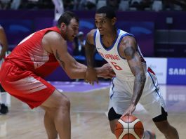 Jordan Clarkson may be seeing action in the 2019 FIBA World Cup.