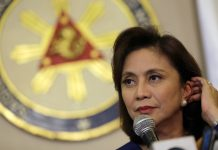 Vice President Leni Robredo. Getty Images