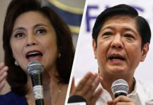 "Former Sen. Ferdinand ""Bongbong"" Marcos, whose family is accused of plundering billions from public coffers, claimed ""massive cheating"" led to his 2016 defeat against Vice President Leni Robredo by some 260,000 votes. ABS-CBN NEWS"