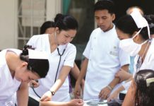 """""""More than 7,000 public health nurses may are in danger of losing their jobs due to looming cuts in the budget of the Department of Health,"""" says Senate President Pro Tempore Ralph Recto."""