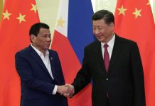 President Rodrigo Duterte's agreement with Chinese President Xi Jin Ping allows Chinese fishermen to trawl in the Philippines' exclusive economic zone. ABS-CBN NEWS