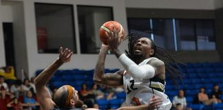 With Denzel Bowles out of the picture, Rain or Shine Elasto Painters taps Carl Montgomery as replacement import.