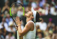 Romanian Simona Halep won her first Wimbledon title after beating Serena Williams. WTA