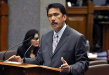 "Senate President Vicente Sotto III is pushing for a maximum jail term of six to 10 years for perjury suspects to ""ensure that our laws are respected at all times."""