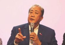 Department of Transportation (DOTr) secretary Arthur Tugade