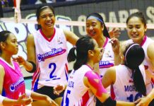 Creamline Cool Smashers is the defending champion of the Premier Volleyball League Open Conference. TIEBREAKER TIMES PHOTO