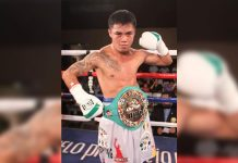 """""""I am happy to have another shot at winning a world championship,"""" says Iloilo's Denver Cuello, a former WBC silver minimumweight champion."""