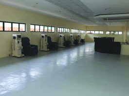 This 20-bed capacity dialysis center will soon be fully operational following its Aug. 13 inauguration, says Gov. Rhodora Cadiao of Antique. PNA