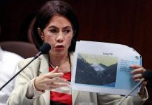 "Former Environment secretary Regina Paz ""Gina"" Lopez passes away after battling brain cancer. Lopez was a known philanthropist and environmental activist who died at the age of 65 on Monday. GMA NETWORK"