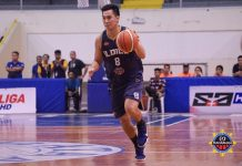 Ilonggo Michael Javelosa of Iloilo United Royals grabbed 11 rebounds in their emphatic win over Marikina Shoemasters. MPBL PHOTO.