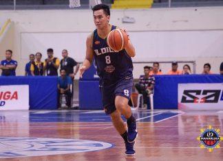 Ilonggo Michael Javelosa of Iloilo United Royals grabbed 11 rebounds in their emphatic win over Marikina Shoemasters. MPBL PHOTO.