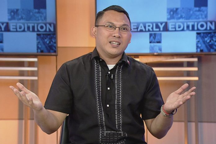 Former youth commission chairperson Ronald Cardema. ABS-CBN NEWS