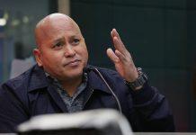 """""""What is 11,000 compared to the whole Filipino nation na matagal ng sinamantalahan ng isang kumpanya,"""" says Sen. Ronald """"Bato"""" Dela Rosa. ABS-CBN NEWS"""