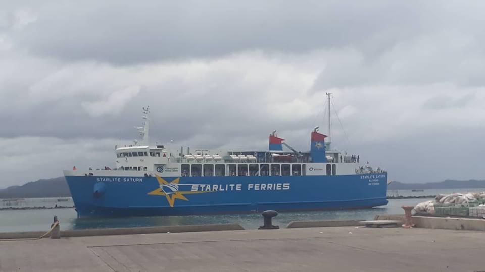Starlite Ferry. GLENN BEUP