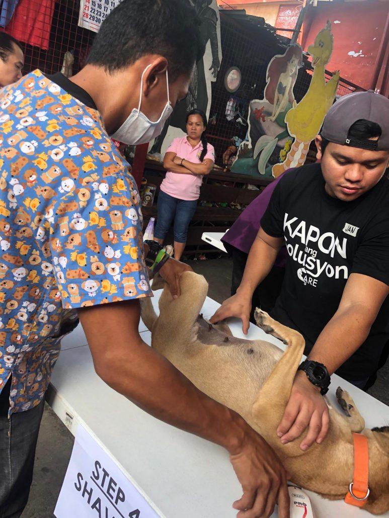 The Libre Kapon program benefits both dog and human
