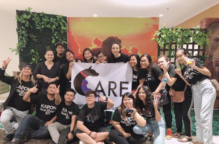 C.A.R.E. truly cares