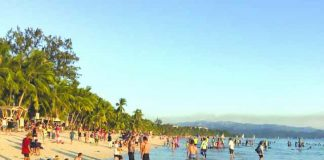 The Municipal Tourism Office of Malay, Aklan says visitors from China are still the largest inbound tourist in Boracay Island form Jan. to July this year. The Malay municipal council is pushing stiffer fines for those who will be caught violating ordinances in the world-famous island. Boracay. BOY RYAN ZABAL/AKEAN FORUM
