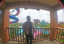 Seven Seas Waterpark and Resort is the Philippines' largest pirate-themed waterpark.