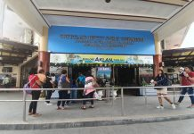 Local and international tourists going to Boracay Island in Malay, Aklan were urged not to bring canned or processed meat products as a measure to prevent the entry of African Swine Fever in the province. Jun Aguirre/PN