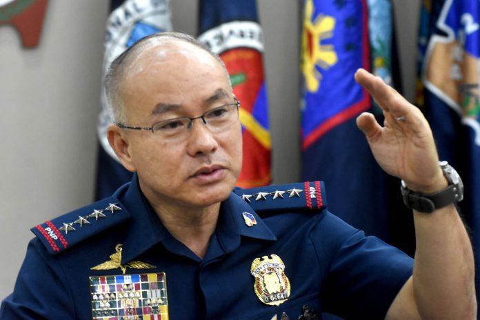 Former police chief General Oscar Albayalde