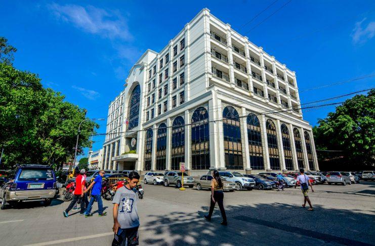 Iloilo City Hall. IAN PAUL CIRDERO/PN