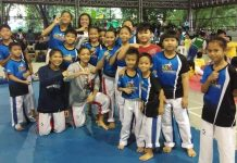 Iloilo MVP Taekwondo Gym harvested medals at the Regional Inter-school Taekwondo Championships. CONTRIBUTED PHOTO