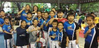 Iloilo MVP Taekwondo Gym harvested medals at the Regional Inter-school Taekwondo Championships. CONTRIBUTED PHOTO