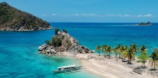 Islas de Gigantes in the municipality of Carles, Iloilo is a fledgling tourist attraction that boasts of white-sand beaches, pristine waters and fresh sea breeze. IAN JOHN PAMPLONA/PN